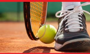 【テニス】ハードコート用のフットワークとオムニコート用フットワーク