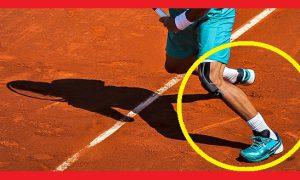 あなたはテニスで膝に違和感がありませんか?
