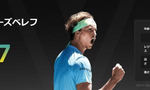 明けましておめでとうございます。~オーストラリアオープンテニス2019~
