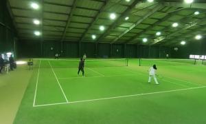 山梨合宿の報告~テニストレーニングの成果~